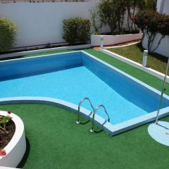 Отель Caniço Bay Club бассейн