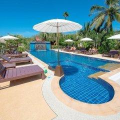 Отель Lanta Riviera Villa Resort Ланта бассейн фото 3