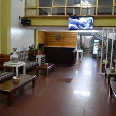 Mac Tu Khoa Hostel интерьер отеля