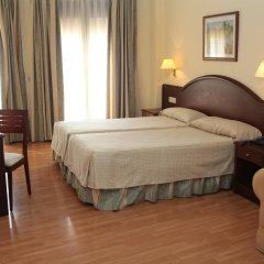 Отель Tierras De Jerez Испания, Херес-де-ла-Фронтера - 3 отзыва об отеле, цены и фото номеров - забронировать отель Tierras De Jerez онлайн комната для гостей фото 2