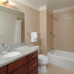 Отель Bluebird Suites on Washington Circle США, Вашингтон - отзывы, цены и фото номеров - забронировать отель Bluebird Suites on Washington Circle онлайн ванная