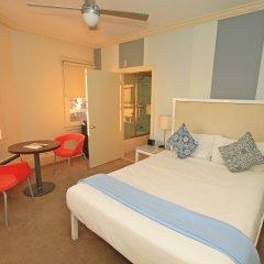 Отель Cadillac комната для гостей фото 3