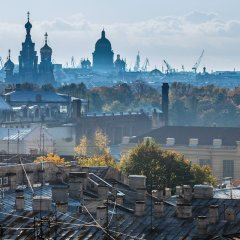 Отель Indigo Санкт-Петербург - Чайковского фото 8