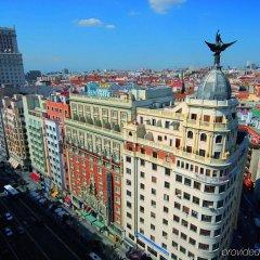 Отель Senator Gran Vía 70 Spa Hotel Испания, Мадрид - 14 отзывов об отеле, цены и фото номеров - забронировать отель Senator Gran Vía 70 Spa Hotel онлайн