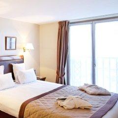 Saint James Albany Paris Hotel-Spa 4* Стандартный номер с различными типами кроватей фото 8