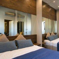 Апартаменты Arbat House Apartment on Nikitsky Bulvar Москва комната для гостей фото 5