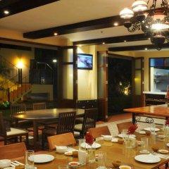 Отель Baan Khun Nine Паттайя питание