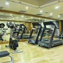 Radisson Blu Park Hotel, Athens Афины фитнесс-зал фото 2