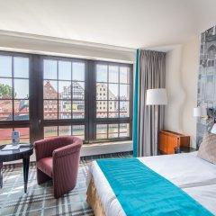 Отель Hanza Hotel Польша, Гданьск - 2 отзыва об отеле, цены и фото номеров - забронировать отель Hanza Hotel онлайн комната для гостей