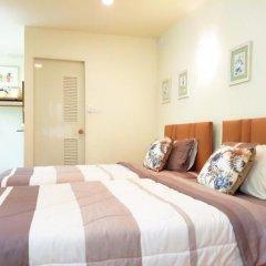 Отель OYO 812 Nature House Таиланд, Бангкок - отзывы, цены и фото номеров - забронировать отель OYO 812 Nature House онлайн комната для гостей фото 3