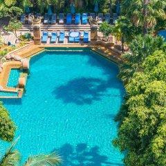 Отель Avani Pattaya Resort Таиланд, Паттайя - 6 отзывов об отеле, цены и фото номеров - забронировать отель Avani Pattaya Resort онлайн бассейн
