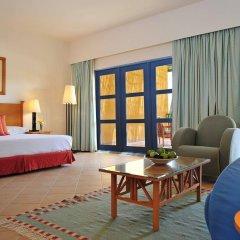 Отель Strand Beach and Golf Taba Heights комната для гостей фото 5