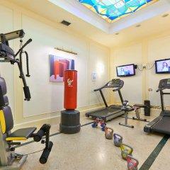 Grand Hotel Adriatico фитнесс-зал