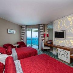 Vikingen Infinity Resort&Spa Турция, Аланья - 2 отзыва об отеле, цены и фото номеров - забронировать отель Vikingen Infinity Resort&Spa онлайн комната для гостей фото 2