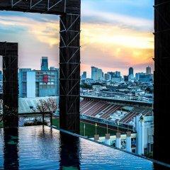 Отель Siam@Siam Design Hotel Bangkok Таиланд, Бангкок - отзывы, цены и фото номеров - забронировать отель Siam@Siam Design Hotel Bangkok онлайн бассейн фото 2