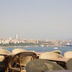 Отель TRYP by Wyndham Istanbul Taksim пляж