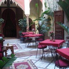 Отель Riad Marlinea питание фото 2