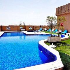 Corp Executive Hotel Doha Suites бассейн фото 3