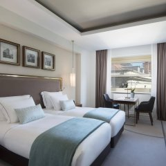 Отель Tivoli Lisboa Hotel Португалия, Лиссабон - 1 отзыв об отеле, цены и фото номеров - забронировать отель Tivoli Lisboa Hotel онлайн комната для гостей фото 2