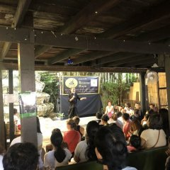 Nivas Siam Hostel Бангкок помещение для мероприятий