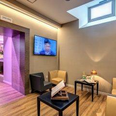 Отель Al Manthia Hotel Италия, Рим - 2 отзыва об отеле, цены и фото номеров - забронировать отель Al Manthia Hotel онлайн комната для гостей фото 5