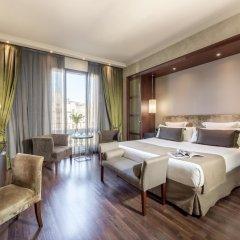 Hotel Barcelona Center комната для гостей фото 5