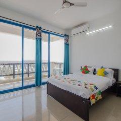 Отель OYO 11897 Home Greek Style 2BHK With Pool Bambolim Гоа комната для гостей фото 4