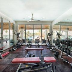 Отель Oriental Beach Pearl Resort фитнесс-зал
