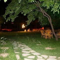 Melis Cave Hotel Турция, Ургуп - отзывы, цены и фото номеров - забронировать отель Melis Cave Hotel онлайн приотельная территория фото 2