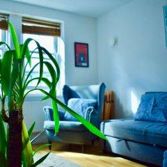 Отель 2 Bedroom Flat In Shoreditch комната для гостей фото 5