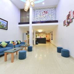 Отель Amorita Boutique Hotel Вьетнам, Ханой - отзывы, цены и фото номеров - забронировать отель Amorita Boutique Hotel онлайн интерьер отеля фото 2
