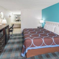 Отель Howard Johnson by Wyndham Vicksburg комната для гостей фото 3