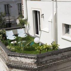 Отель Hôtel Des Batignolles Франция, Париж - 10 отзывов об отеле, цены и фото номеров - забронировать отель Hôtel Des Batignolles онлайн балкон