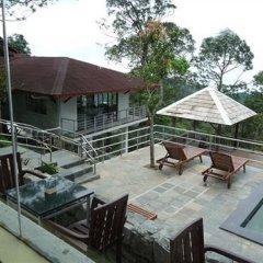 Отель DCoconut Hill Resort балкон