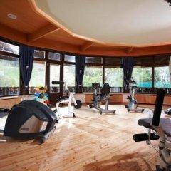 Hotel Der Waldhof Лана фитнесс-зал фото 2