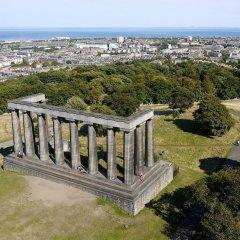 Отель Calton Hill Idyllic Cottage Feel Next 2 Princes St Эдинбург пляж