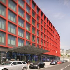 Movenpick Hotel Frankfurt City фото 3