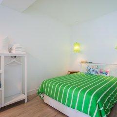 Отель Casa Bonecos Rebeldes комната для гостей
