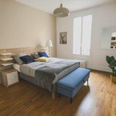 Апартаменты Apartment With 2 Bedrooms in Boulogne-billancourt, With Furnished Terrace and Wifi Булонь-Бийанкур комната для гостей фото 2