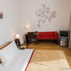 Отель PLATTENHOF Цюрих комната для гостей фото 5