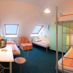 Отель Marco Polo Top Hostel Венгрия, Будапешт - 14 отзывов об отеле, цены и фото номеров - забронировать отель Marco Polo Top Hostel онлайн комната для гостей фото 3