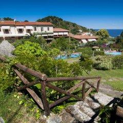 Hotel Cernia Isola Botanica Марчиана балкон