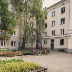 Апартаменты Heart of Warsaw III apartment