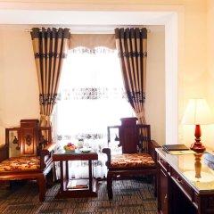 Отель Eden Hotel Hanoi - Doan Tran Nghiep Вьетнам, Ханой - отзывы, цены и фото номеров - забронировать отель Eden Hotel Hanoi - Doan Tran Nghiep онлайн интерьер отеля фото 2