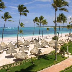 Отель Vik Cayena Доминикана, Пунта Кана - отзывы, цены и фото номеров - забронировать отель Vik Cayena онлайн пляж фото 2
