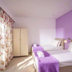 Primavera Beach Hotel Studios & Apartments комната для гостей фото 2