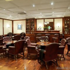 Отель Eurostars Montgomery Брюссель интерьер отеля