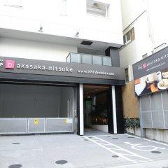 Отель the b tokyo akasaka-mitsuke парковка