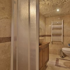Goreme Valley Cave House Турция, Гёреме - отзывы, цены и фото номеров - забронировать отель Goreme Valley Cave House онлайн ванная