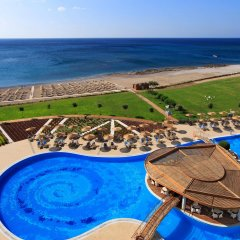 Отель Elysium Resort & Spa Греция, Парадиси - отзывы, цены и фото номеров - забронировать отель Elysium Resort & Spa онлайн балкон